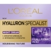 Loreal HYALURON SPECIALIST нощен крем 50мл