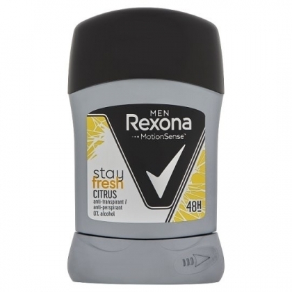 Rexona Men stick Citrus Fresh мен део стик 50 ml