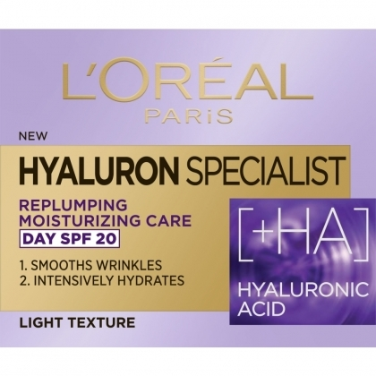 Loreal HYALURON SPECIALIST SPF20 дневен крем 50мл