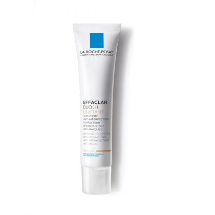 La roche-posay Effaclar DUO+ Unifiant Light коригиращ оцветен 40мл.