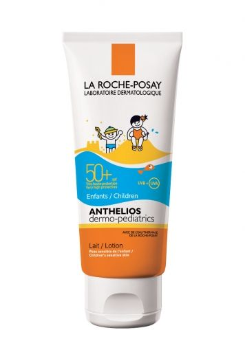 La roche-posay Anthelios SPF50+ Мляко за деца лице/тяло 100мл.