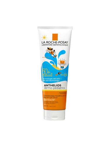 La roche-posay Anthelios SPF50+ WET SKIN Гел за деца 250мл.