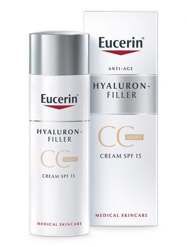 Eucerin Hyaluron Filler CC light
