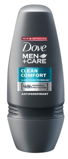 Dove MEN+CARE Roll-on Clean Comfort 50мл