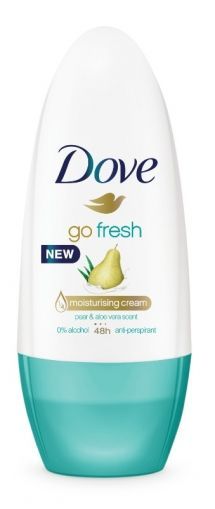Dove Deo Roll-on Pear&Aloe 50мл