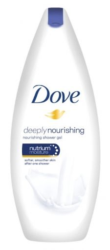 Dove душ гел Deeply Nourishing 250мл