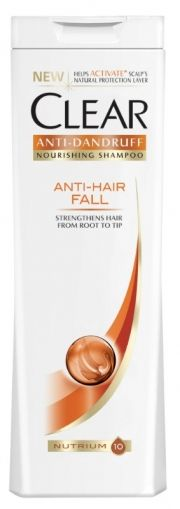 Clear Anti Hair Fall 250мл