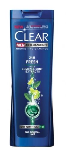 Clear Men 24H Fresh 250мл