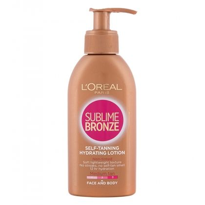 L'oreal Dermo Sublime Bronze Milk мляко За Тяло 150мл