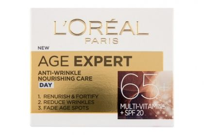 L'oreal Dermo Age Expert 65+ Дневен Крем 50мл