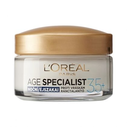 L'oreal Dermo Age Expert 35+ Нощен Крем 50мл