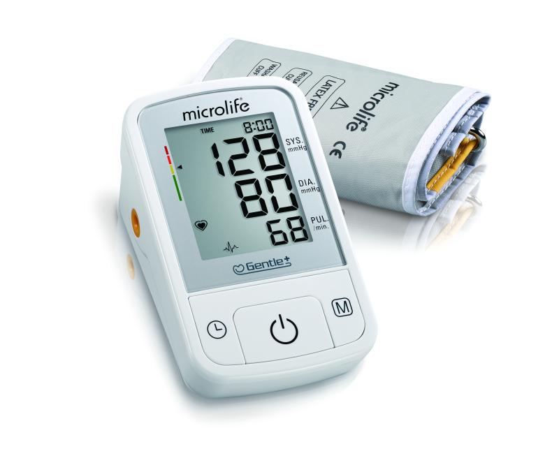Електронен Апарат за измерване на Кръвно налягане..