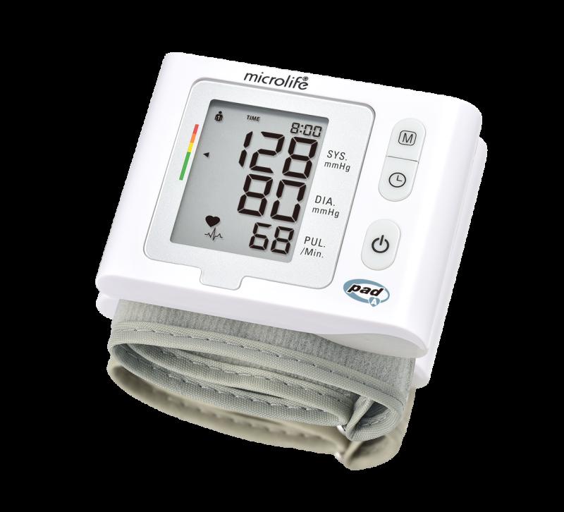 Електронен Апарат за измерване на Кръвно налягане - китков..